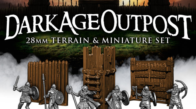 Online Shop & Dark Age Outpost Update