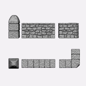 Stone Pack – 28mm (3D File)