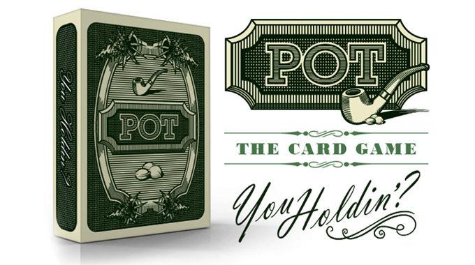"""POT"" The Card Game – 4 Decks Left!"